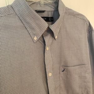 Nautica Men's Button Down Shirt Size XL